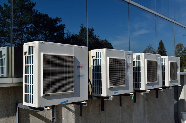 airconditioning voor bedrijven